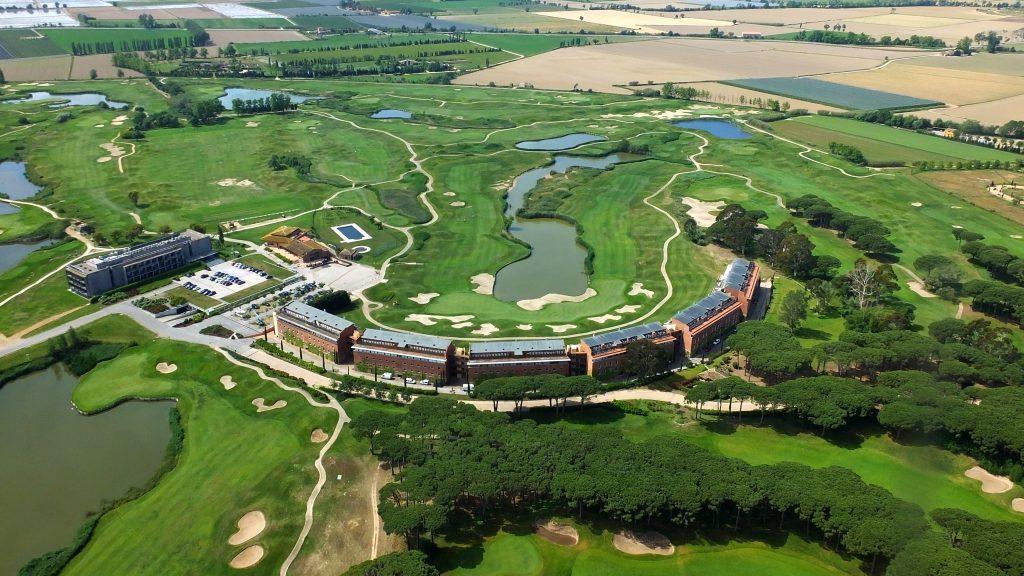 Campo de golf de emporda