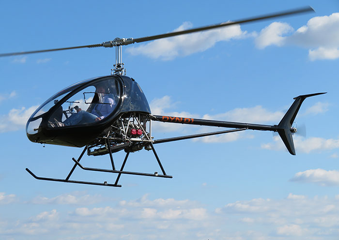 Curso Teórico Helicóptero Ultraligero